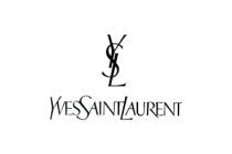 Логотип Yves Saint Laurent